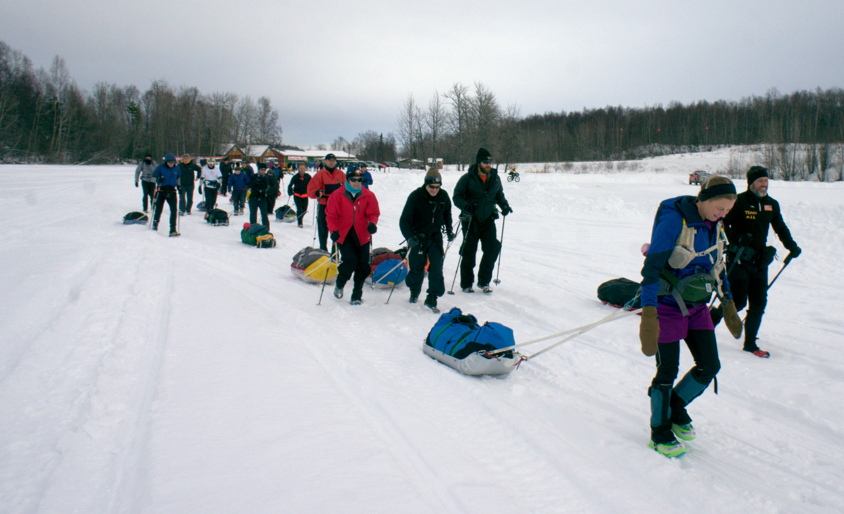 Iditarod Trail Invitational 1000-Mile