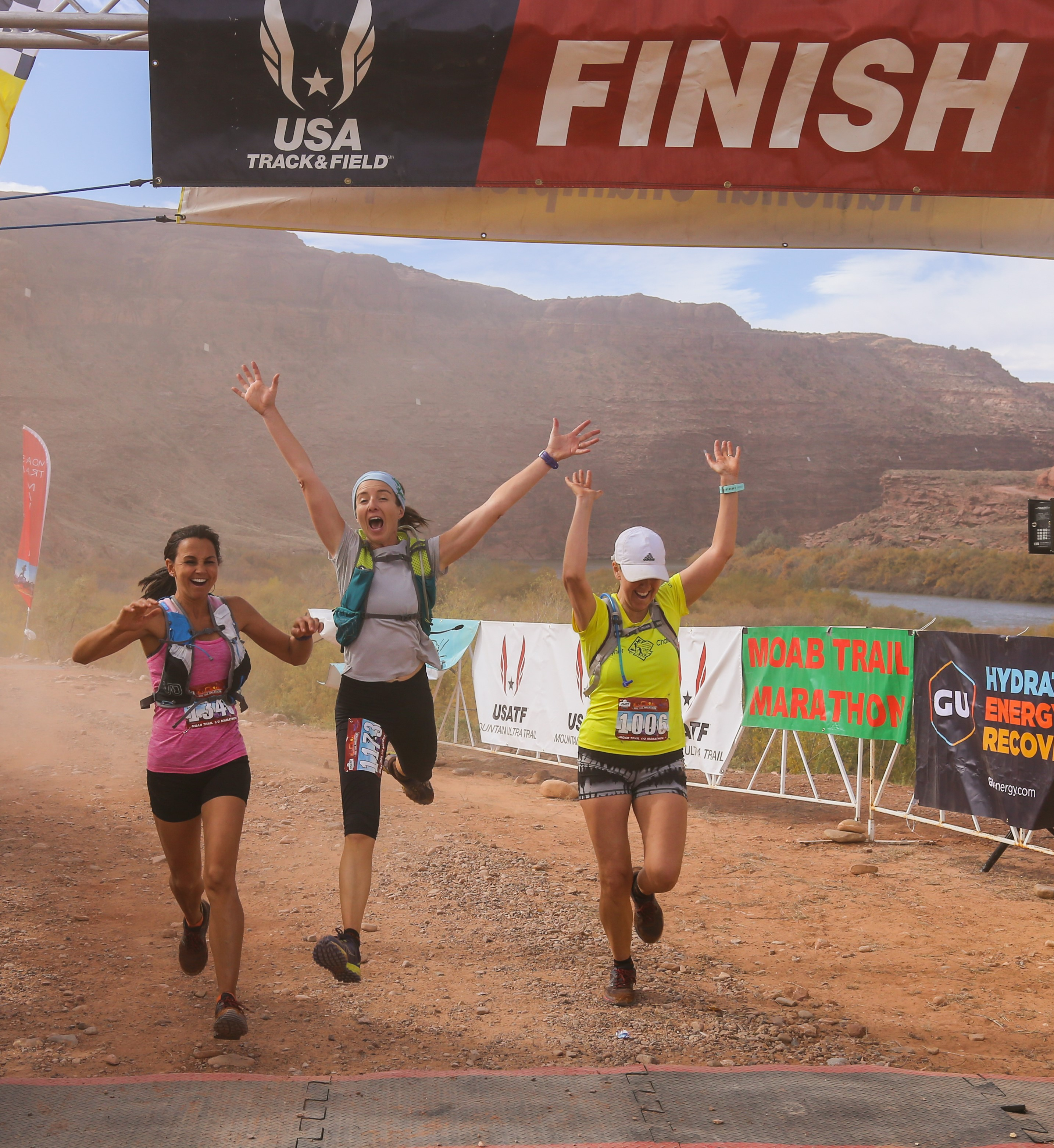 hydra trail run