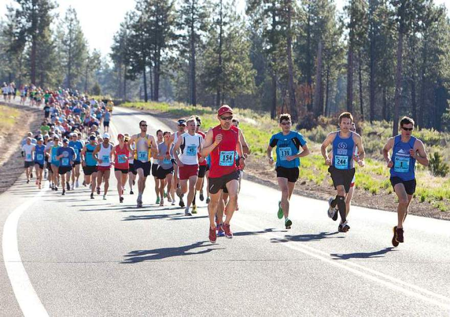 Bend Marathon and Half