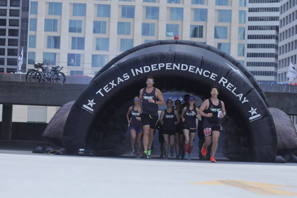 Texas Independence Relay
