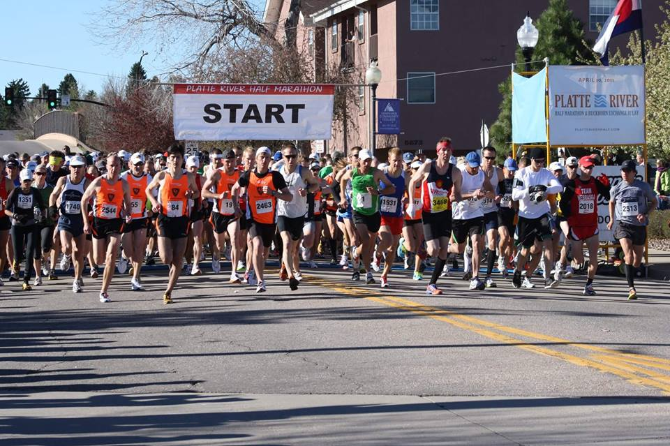 Platte River Half & Buckhorn Exchange Relay
