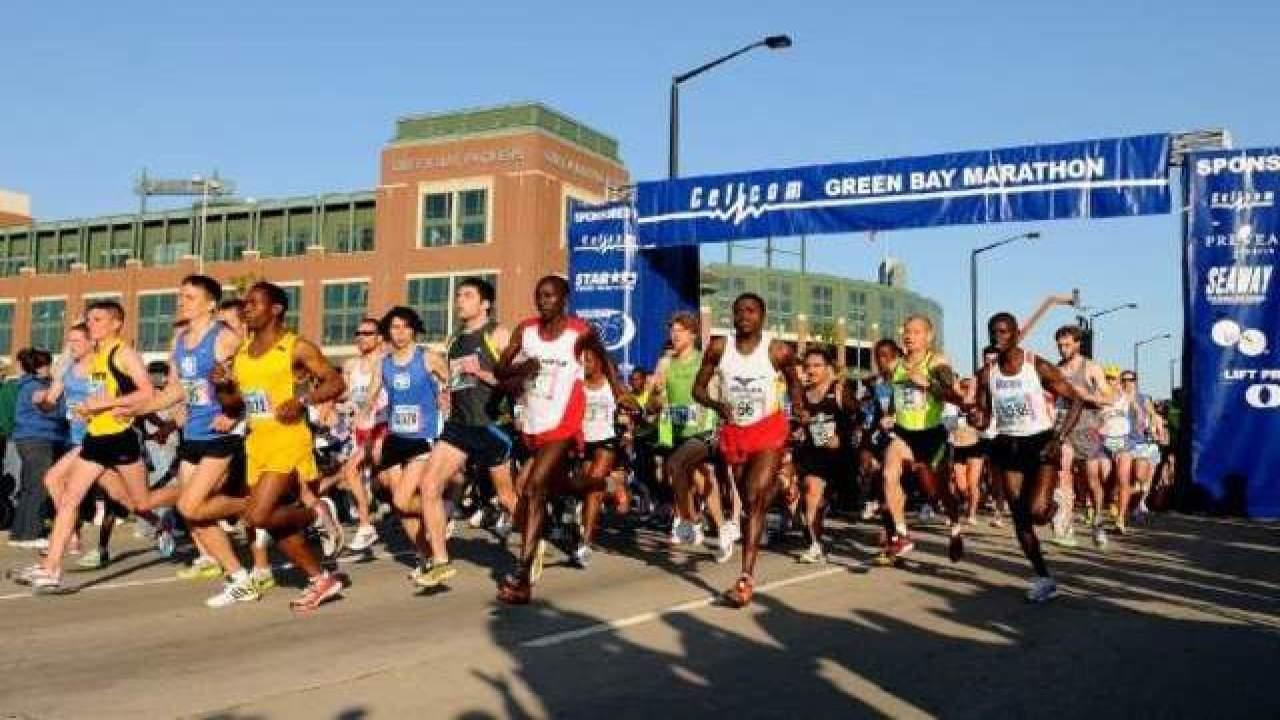 people should green bay cellcom half marathon route band