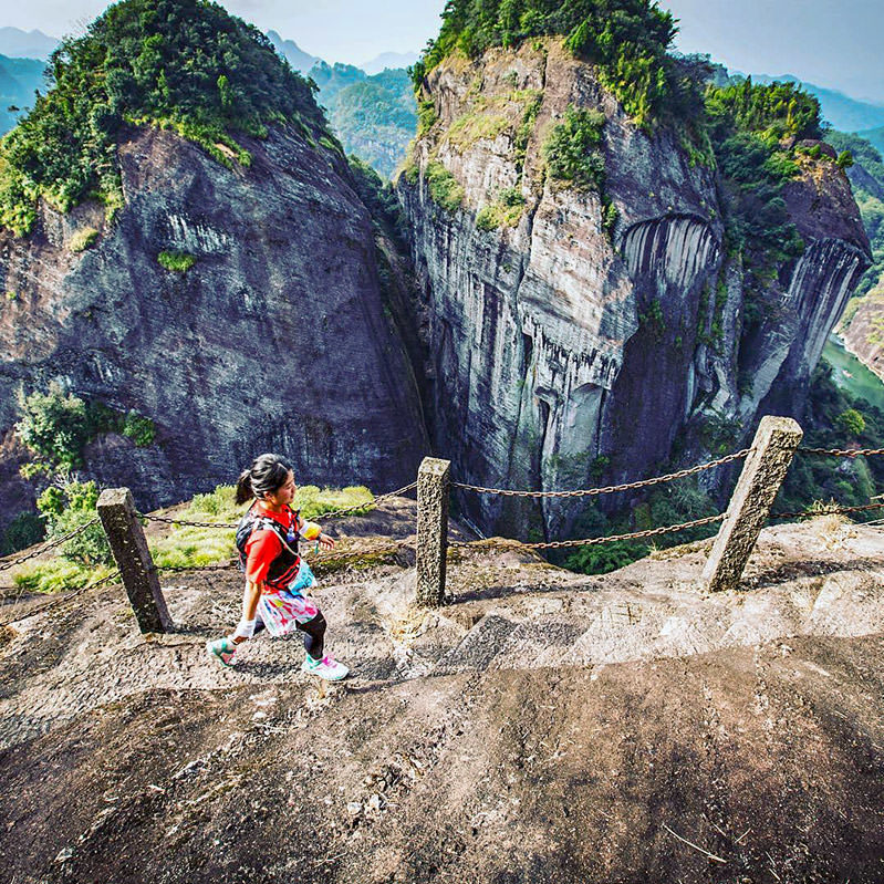 Wuyi Trail Race