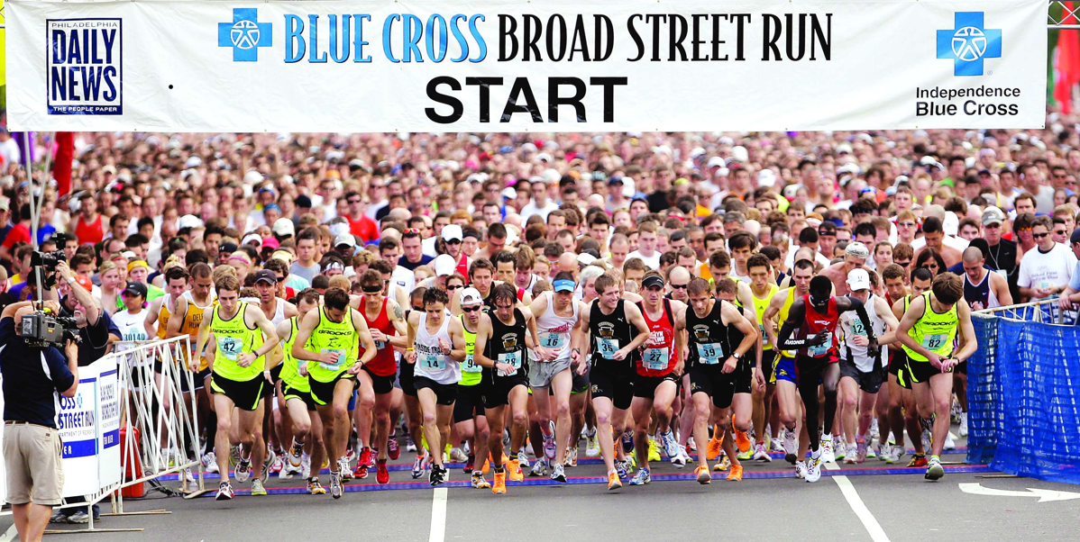 Image result for broadstreet run