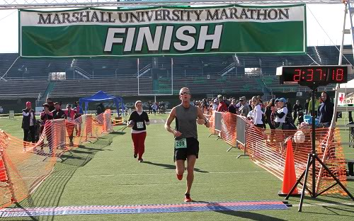 Marshall-St Mary's University Marathon