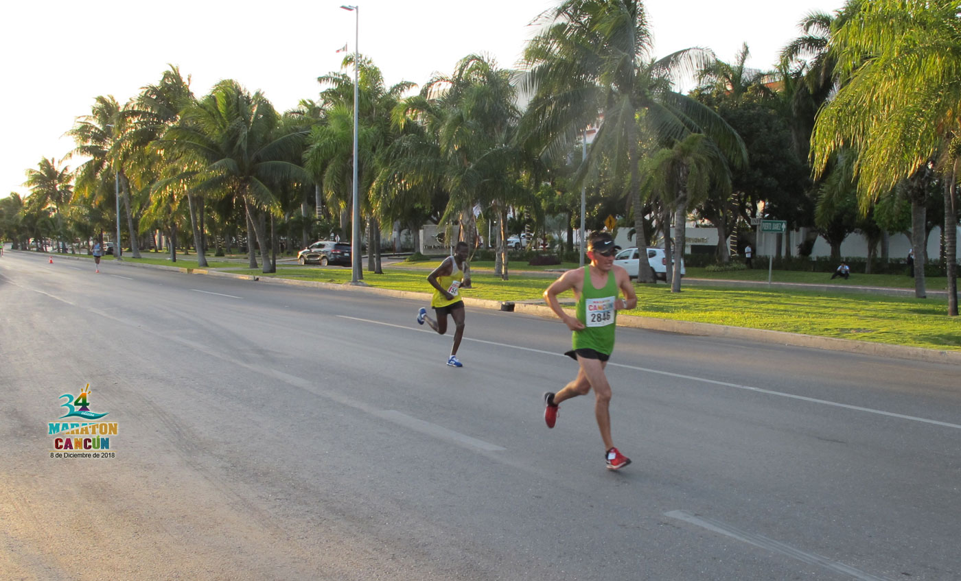 Cancun Marathon