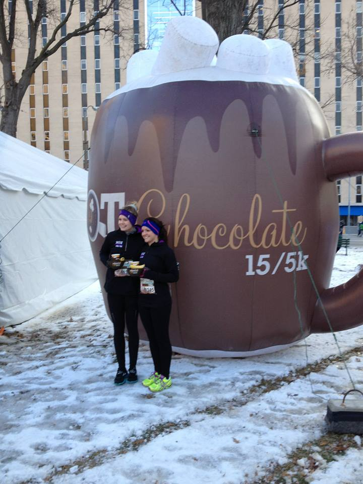Hot Chocolate St. Louis
