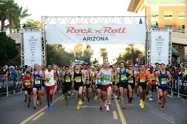 Rock 'n' Roll Arizona Marathon
