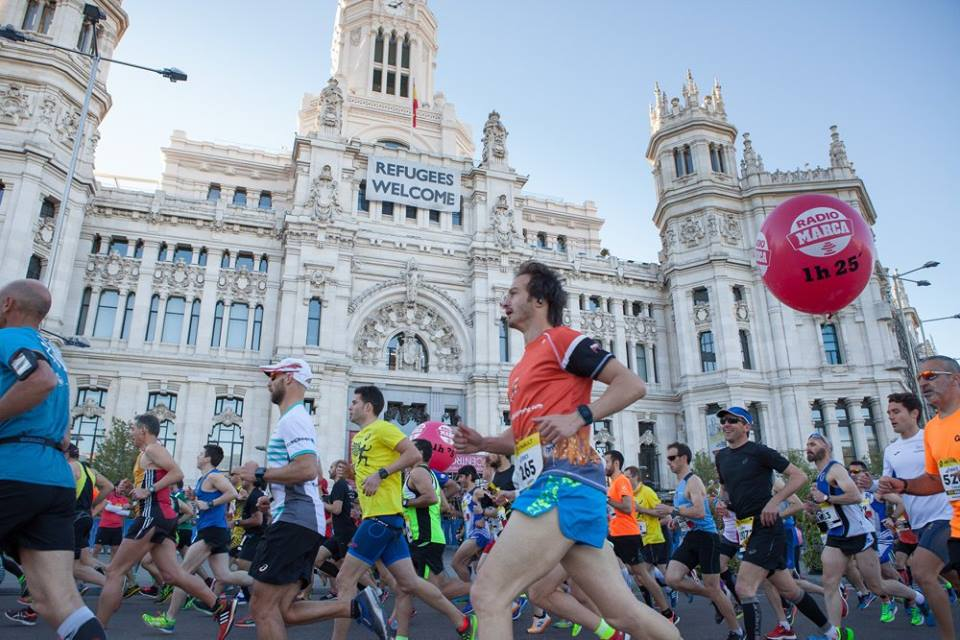 Medio Maraton de Madrid