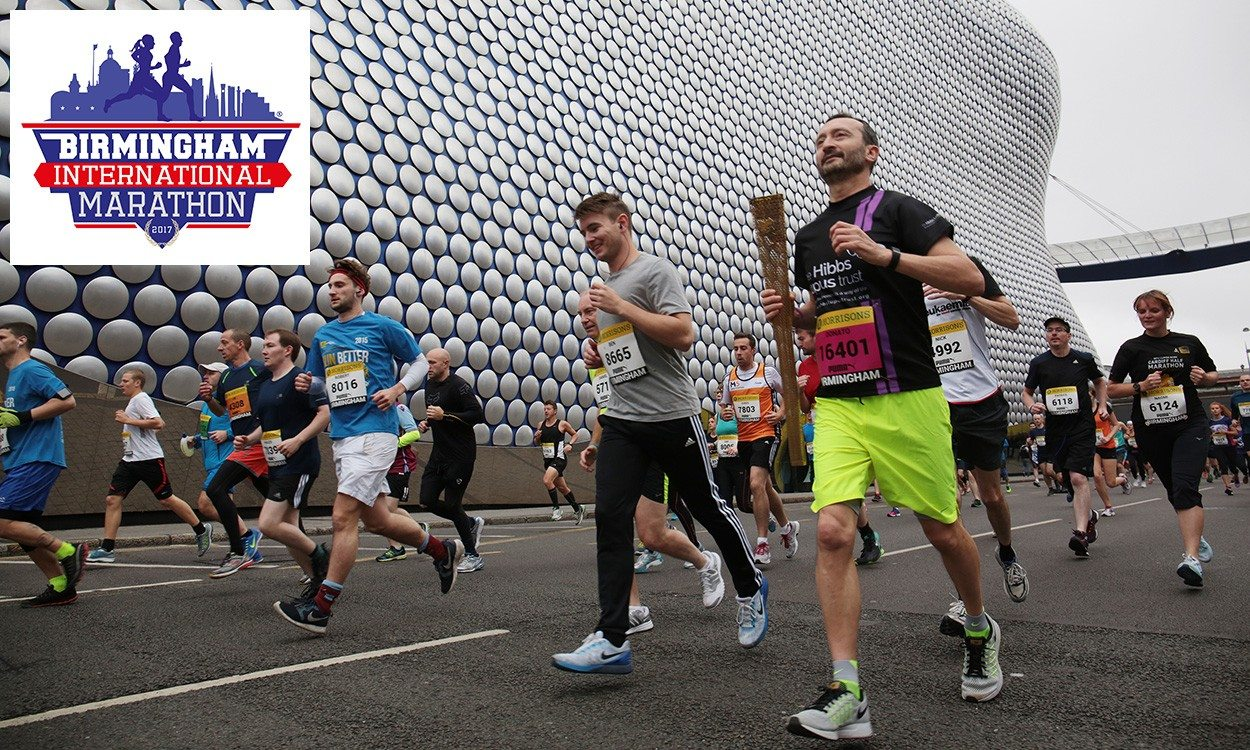 Birmingham International Half Marathon