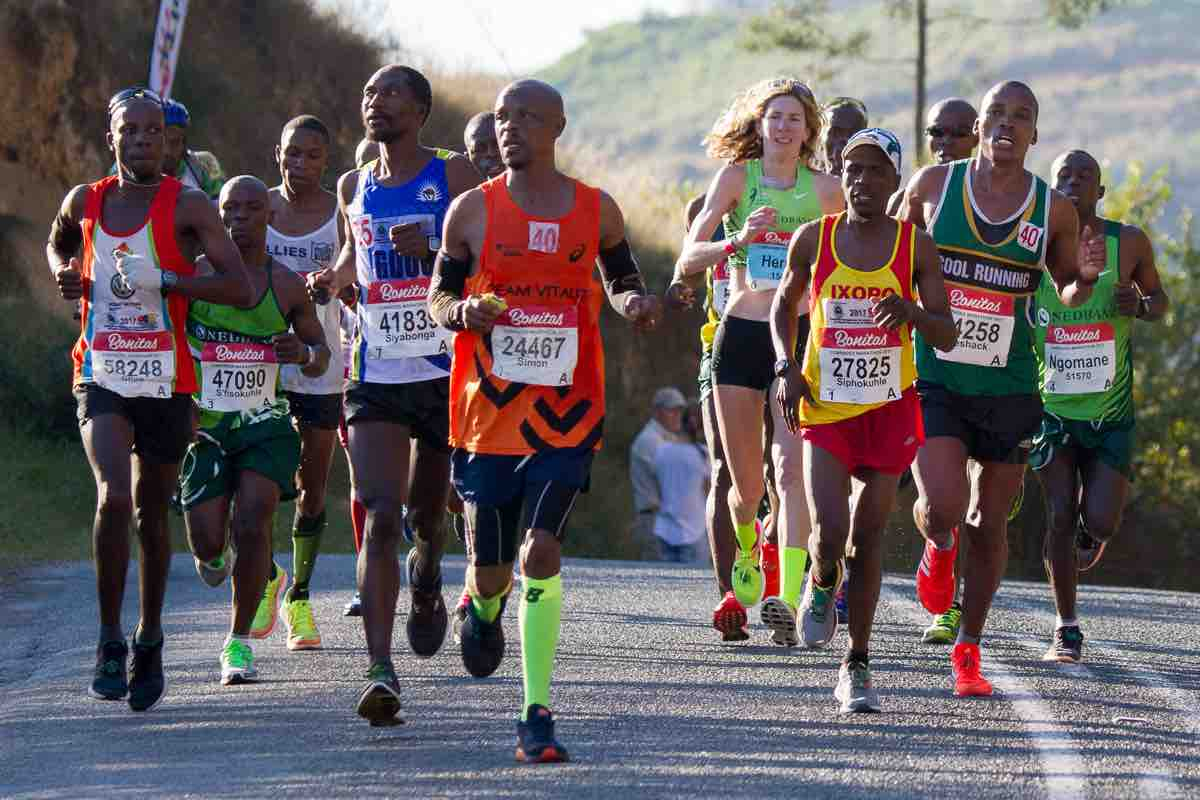 Comrades Marathon - Durban, South Africa - 6/10/2018 - My ...