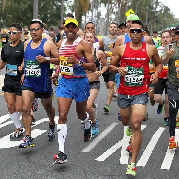 Results – San Diego Half Marathon