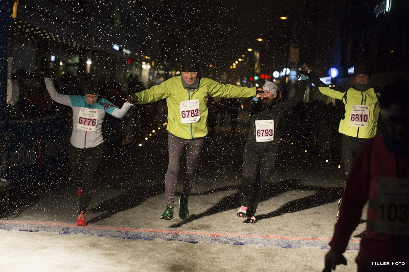 Polar Night Half Marathon