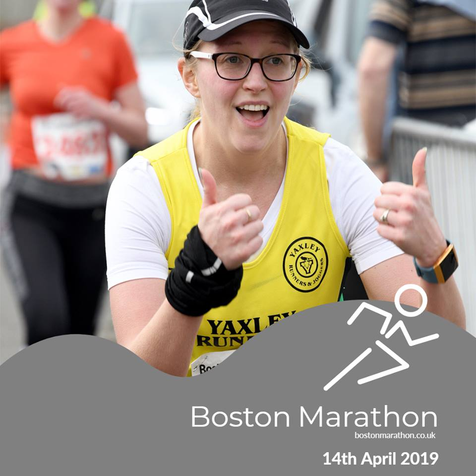 Boston (UK) Marathon
