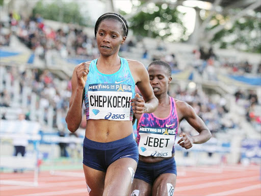 World 3,000 meters steeplechase champion Beatrice Chepkoech is the latest entrant in the Wanda Diamond League in Monaco on  August 14