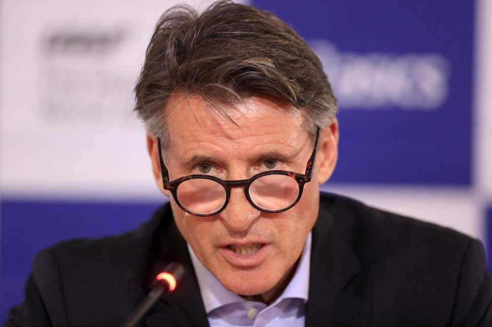 Seb Coe relaxed over game-changing shoe technology in athletics