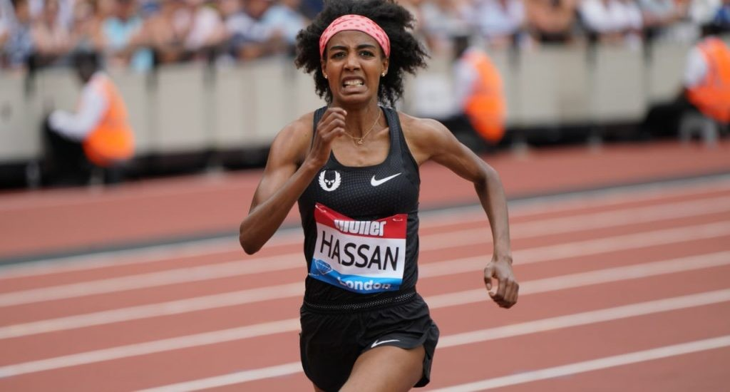 World 1500m and 10,000m champion Sifan Hassan will attempt to break the one-hour world record at the Wanda Diamond League meeting in Brussels on September 4