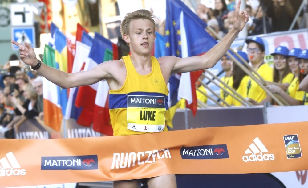British duo Luke Traynor and Emelia Gorecka set for Prague 10k