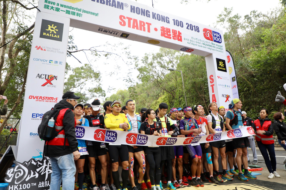 Hong Kong 100 Ultra Runner Winner Disqalified