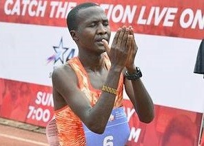 Champion Alex Korio will return to defend his crown at the TCS World 10K May 27