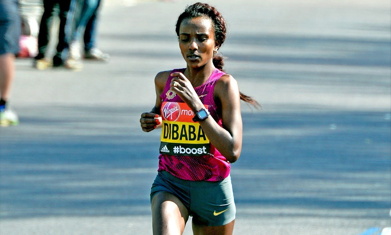 Ethiopian Tirunesh Dibaba has been confirmed for the 45th annual BMW Berlin Marathon