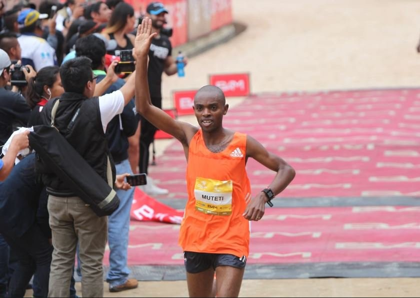 Kenyan Daniel Muteti will be back in action in Greece as he seeks his first win in 2019 at the Athens Marathon on Sunday