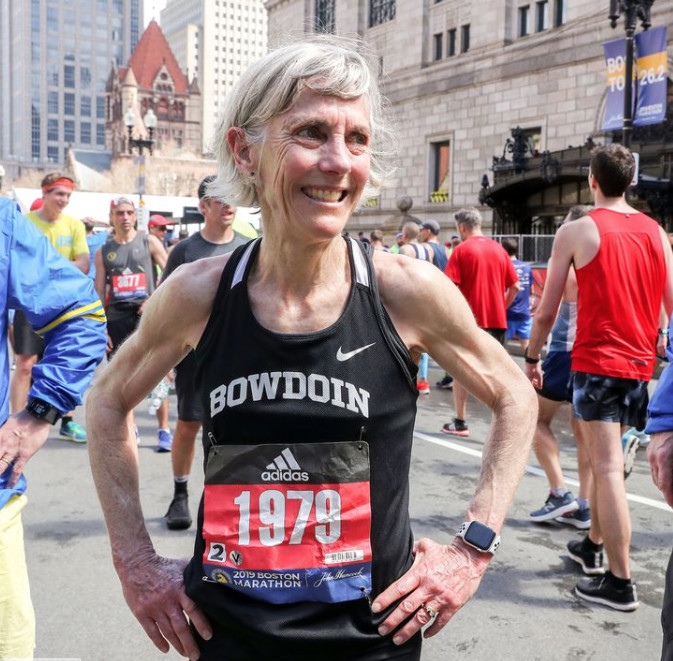 Joan Benoit Samuelson Is Aiming to Go Sub-3:00 in 2020
