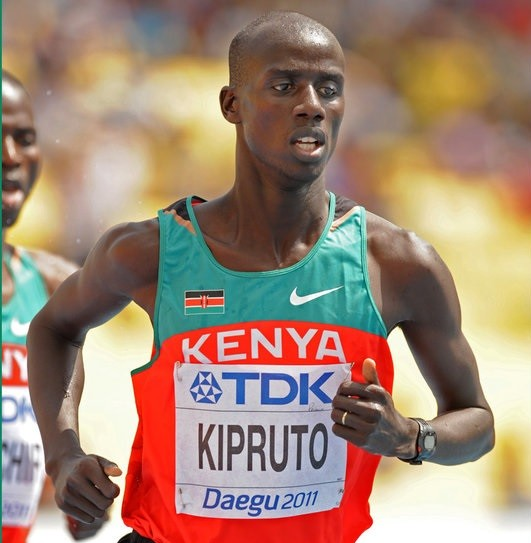 Brimin Kipruto will make Half Marathon Debut in Boulgne-Billancourt on Sunday