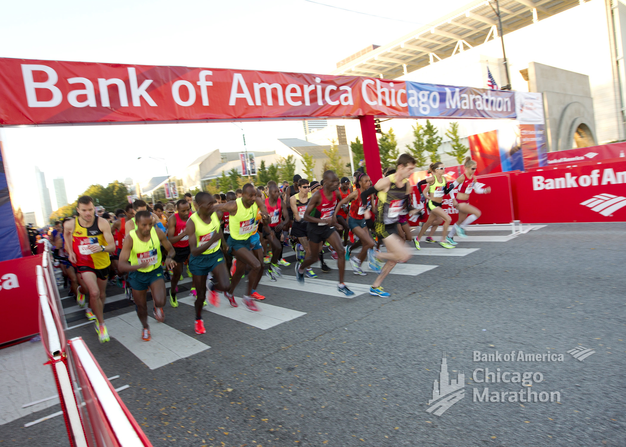 In 2018 the Bank of America Chicago Marathon Generated Record $378M for City's Economy