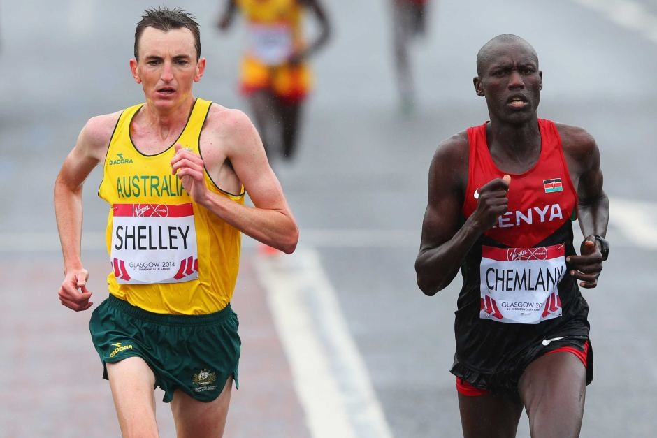 Commonwealth marathon champion Mike Shelley will make his debut at the Great north Run