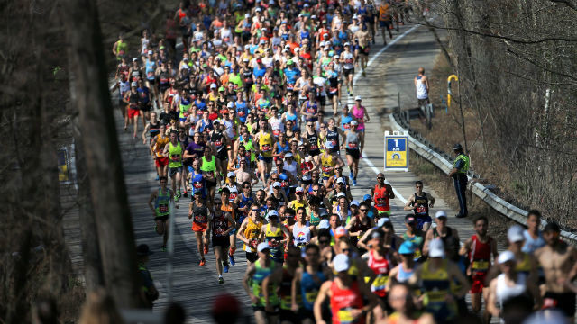 The Boston Marathon is still unsure if it can happen September 14th due to the COVID-19 pandemic