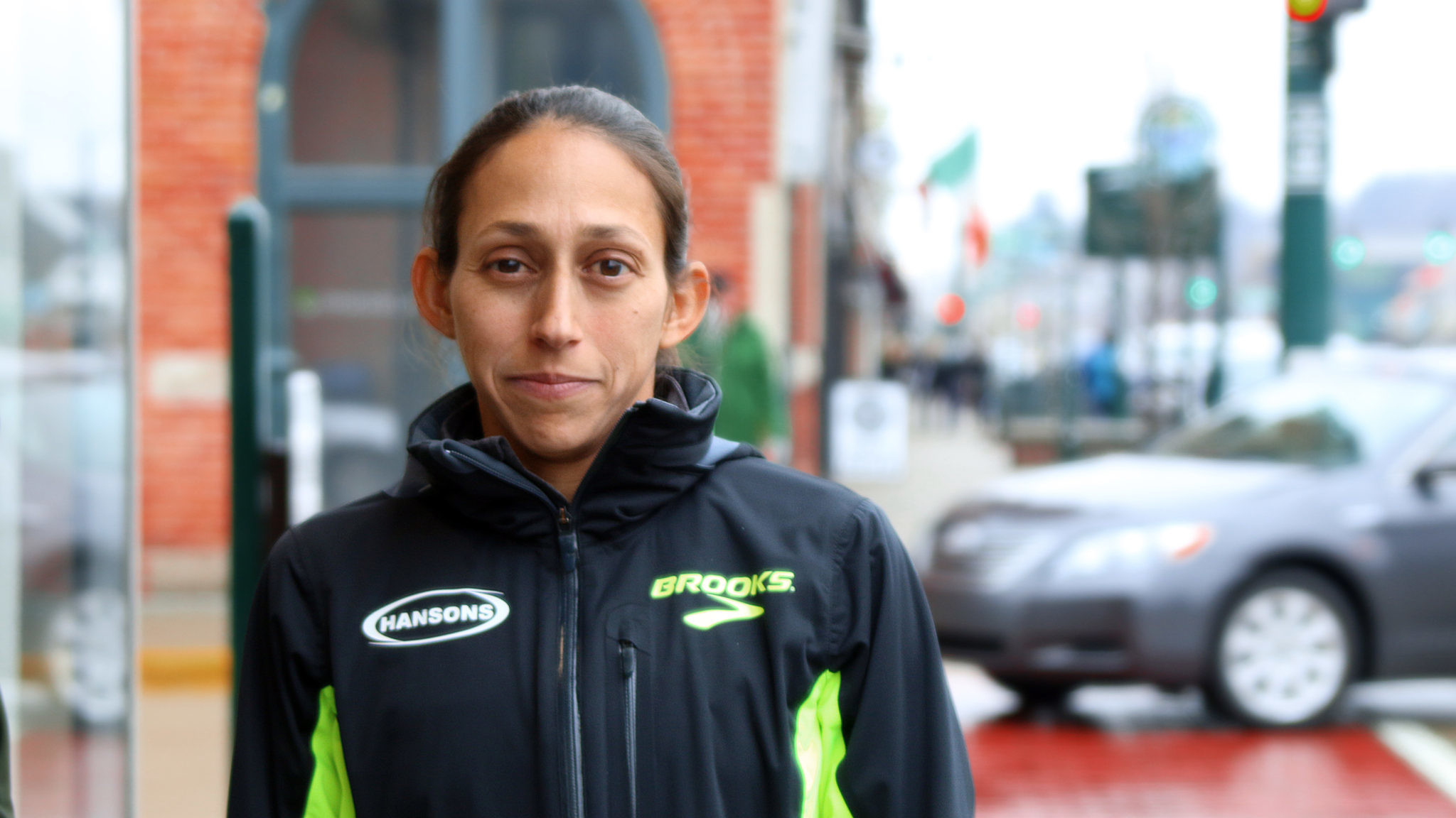 Desiree Linden is going to be running the New York City Marathon before Boston