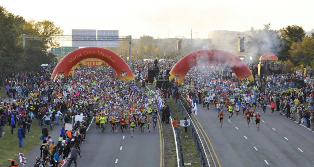 The 2020 Marine Corps Marathon Extends Virtual Option to Runners