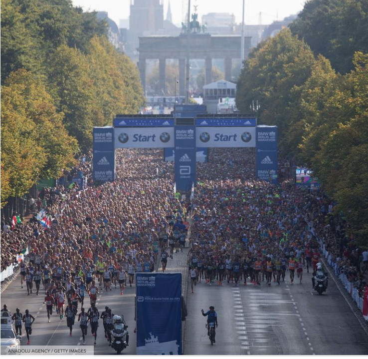 Everything you need to know about running the 2020 Berlin marathon