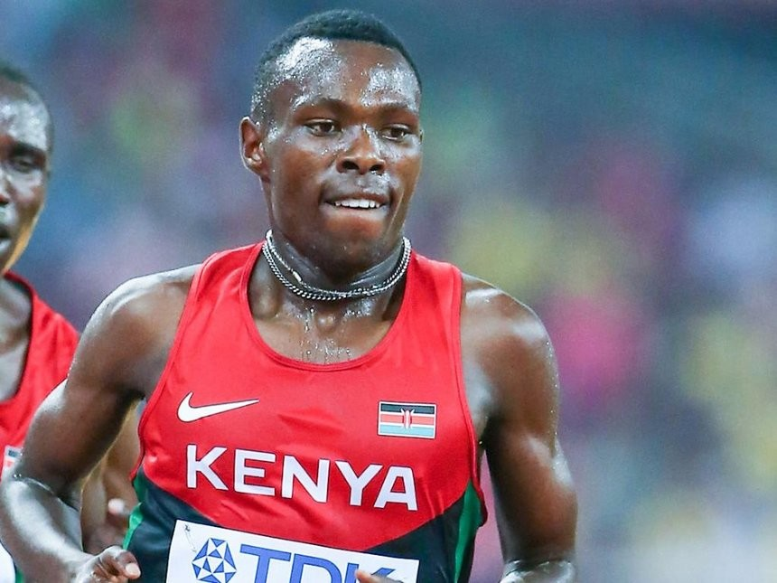 Kenya's Bedan Karoki needs to secure a few wins and he wants to start Oct. 7 at Chicago Marathon