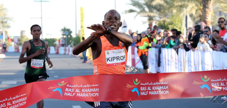 Valencia half marathon has attracted some of the world's best distance runners