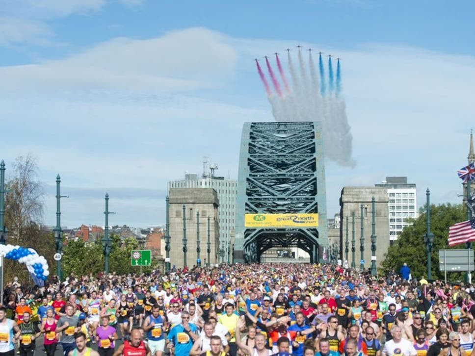 The Great North Run has been Cancelled