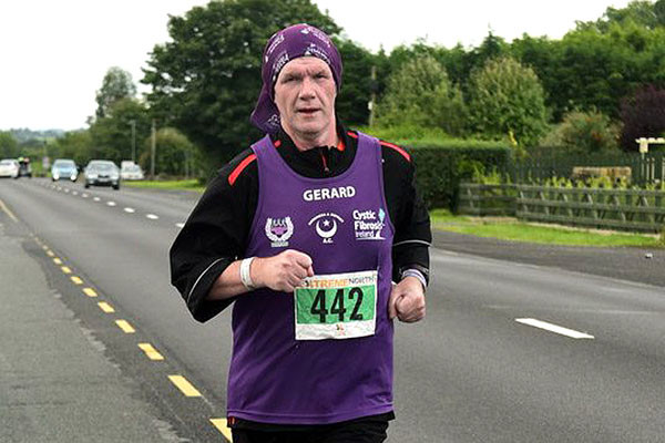 Gerry Fay will be taking on his 522nd Marathon at Dublin Marathon
