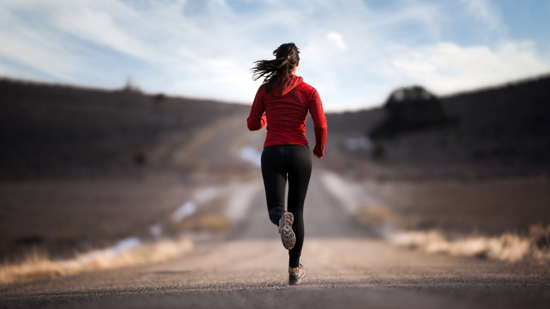 Use A Down Hill Mile Course to Improve Your Speed