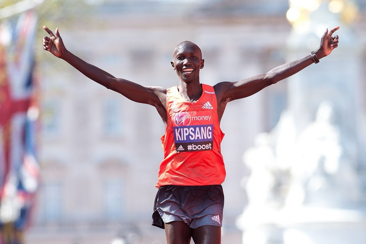 Wilson Kipsang is going after sub 59 minutes at Gothenburg Half Marathon