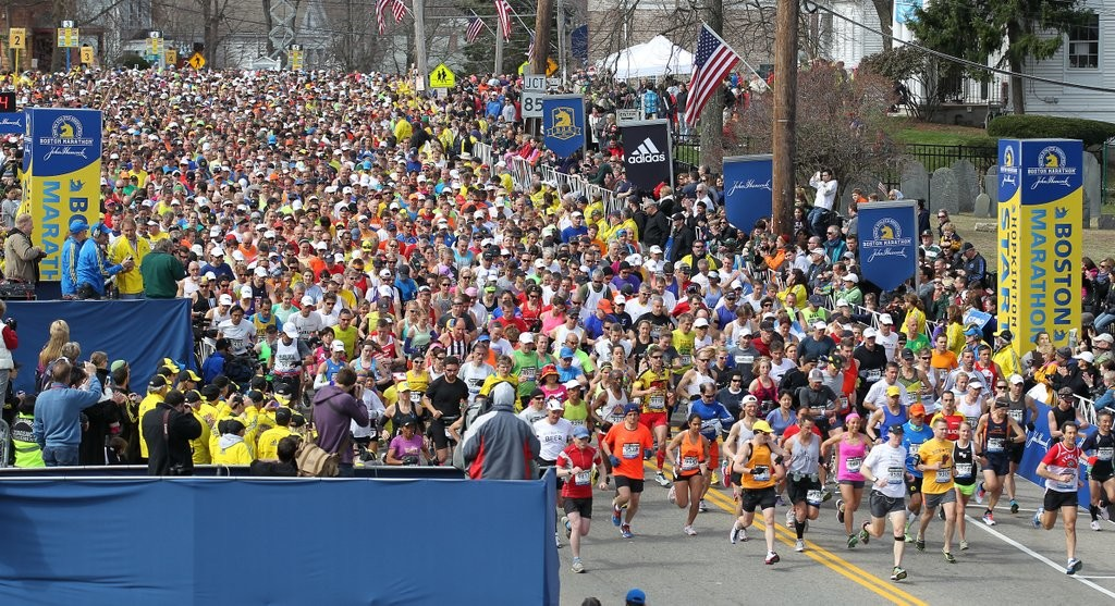 The 2020 Boston Marathon has increased the size of their field to 31,500