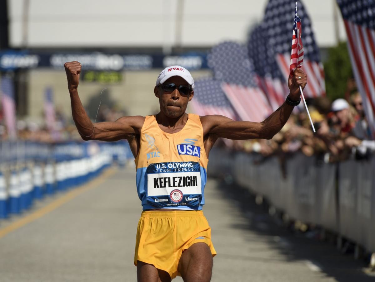 Meb Keflezighi is running the Quad-City Times Bix 7 for the ninth time