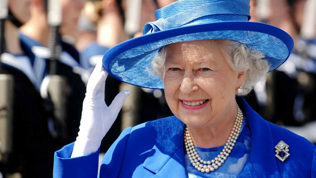 Queen Elizabeth Is going to start London Marathon