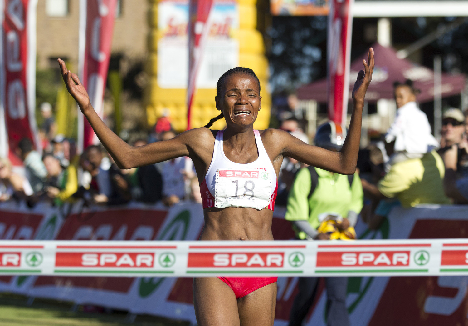 Cape Town Marathon is my ticket for Tokyo Marathon, the South Africa twin Lebogang Phalula says