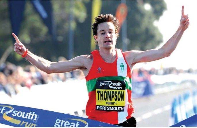 Chris Thompson and Lily Partridge lead the British team for World Athletics Half Marathon Championships Gdynia 2020