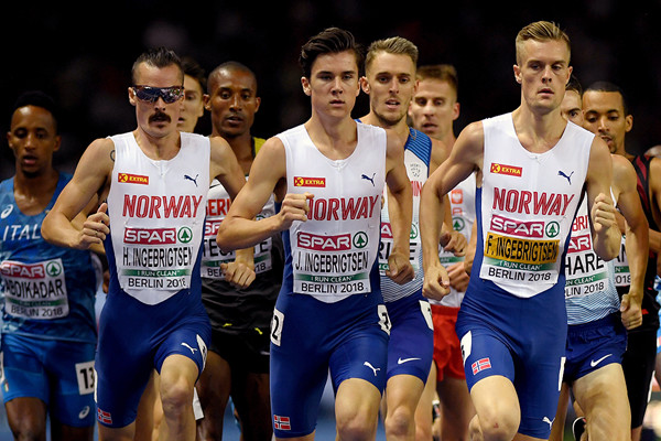 Norwegian brothers Jakob, Filip and Henrik Ingebrigtsen will make their IAAF World Indoor Tour debut in Düsseldorf