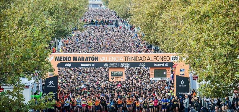 The Valencia Marathon Trinidad Alfonso EDP is one of several events that has already benefited from adopting the World Athletics road race medical protocol