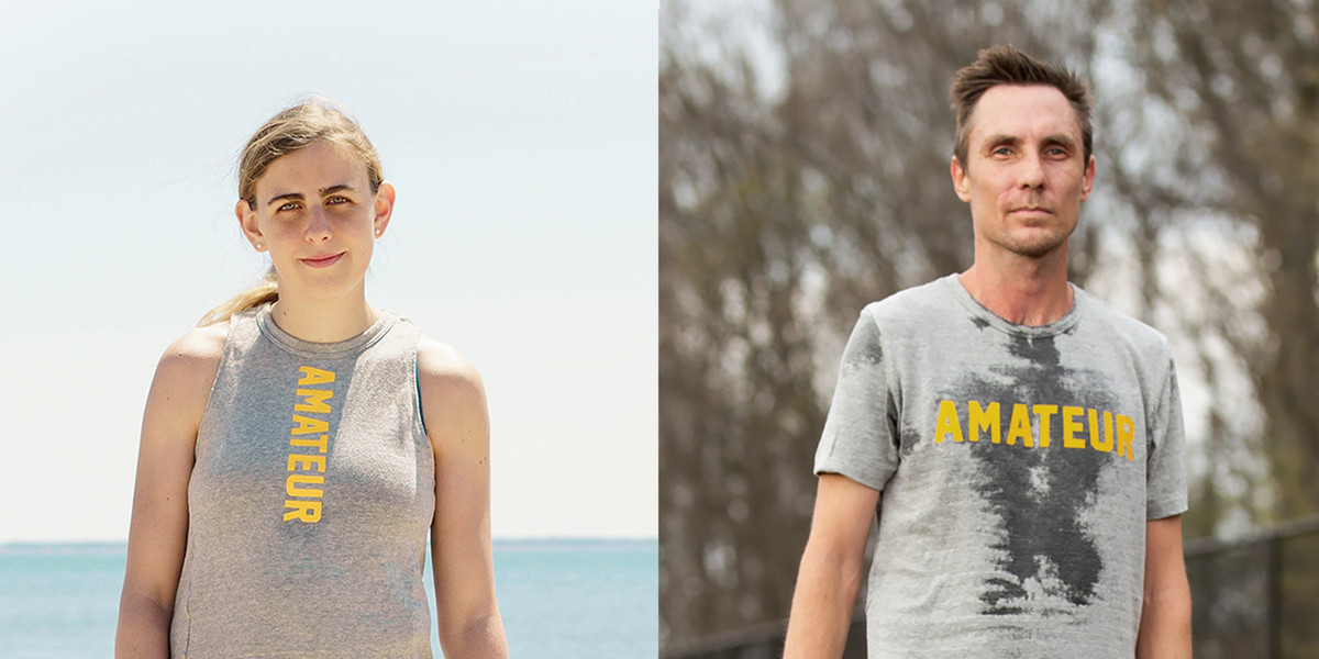 Two elite athletes Mary Cain and Nick Willis sign with Tracksmith as full-time employees