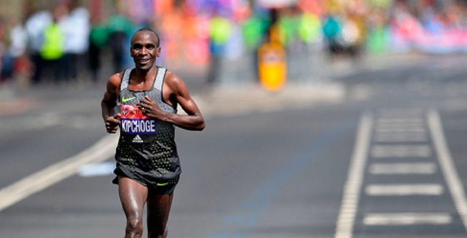 Eliud Kipchoge: Loves Running Because Running Is Life
