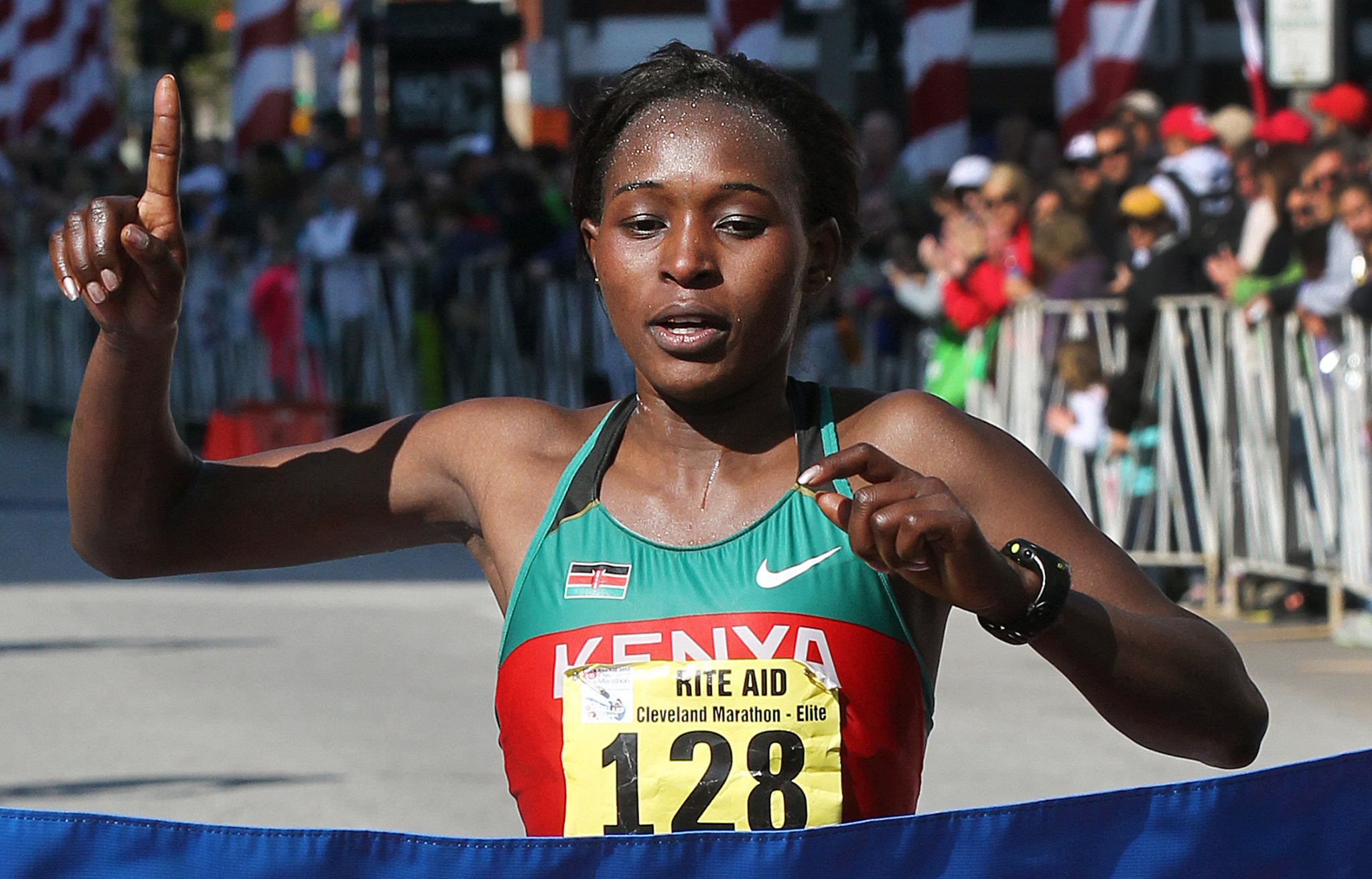 Kenyan Sarah Kiptoo the favorite at Grandma's Marathon